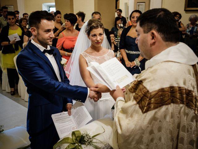 Il matrimonio di Danny e Martina a Pontremoli, Massa Carrara 58