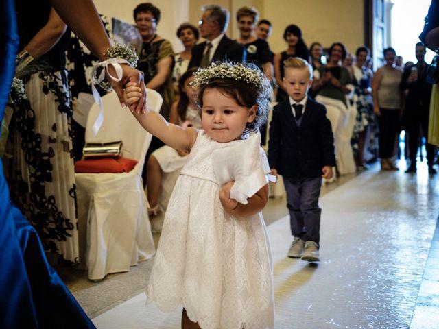Il matrimonio di Danny e Martina a Pontremoli, Massa Carrara 59