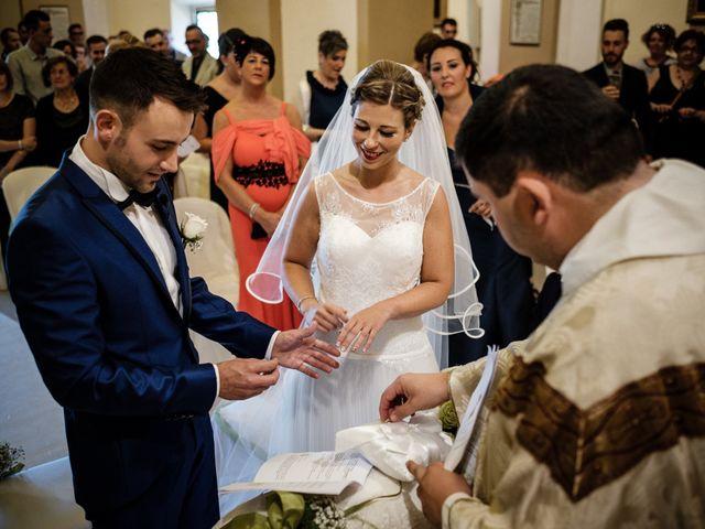 Il matrimonio di Danny e Martina a Pontremoli, Massa Carrara 61