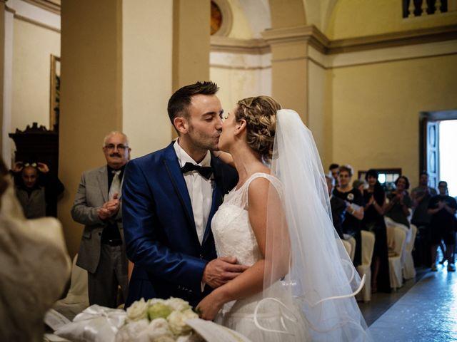 Il matrimonio di Danny e Martina a Pontremoli, Massa Carrara 62