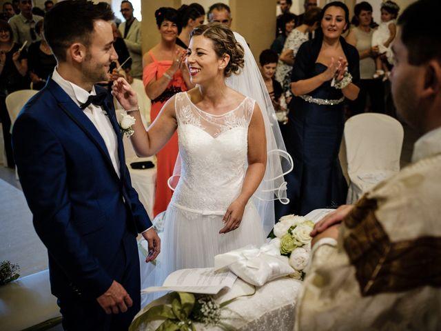 Il matrimonio di Danny e Martina a Pontremoli, Massa Carrara 63