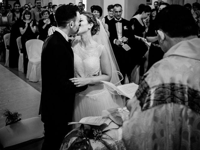 Il matrimonio di Danny e Martina a Pontremoli, Massa Carrara 64