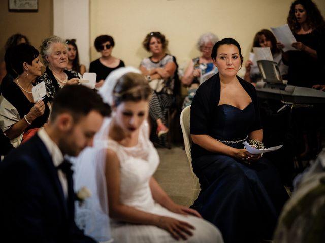 Il matrimonio di Danny e Martina a Pontremoli, Massa Carrara 66