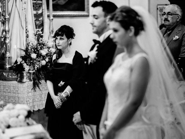 Il matrimonio di Danny e Martina a Pontremoli, Massa Carrara 67