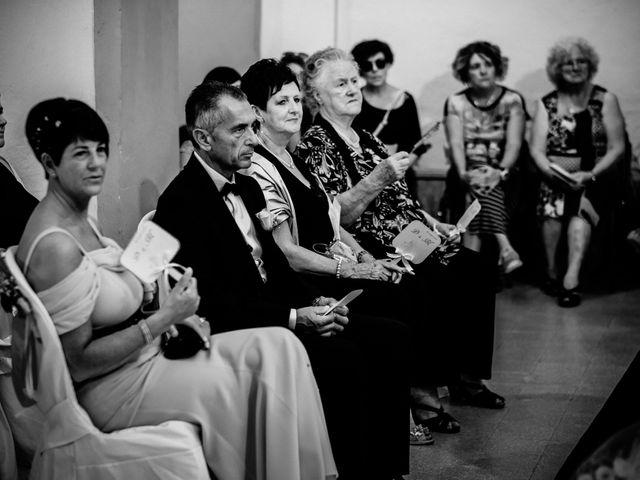 Il matrimonio di Danny e Martina a Pontremoli, Massa Carrara 69