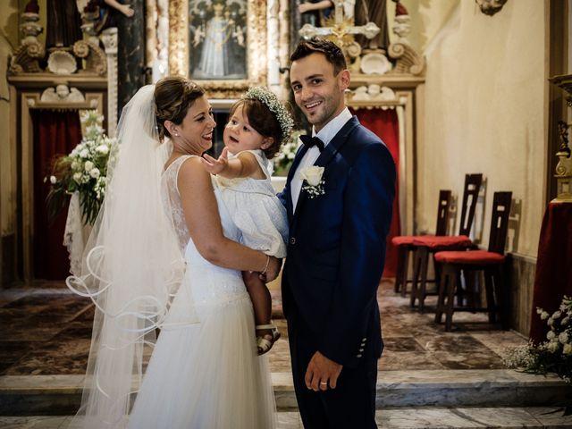 Il matrimonio di Danny e Martina a Pontremoli, Massa Carrara 70