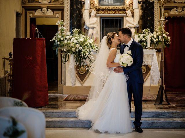 Il matrimonio di Danny e Martina a Pontremoli, Massa Carrara 71