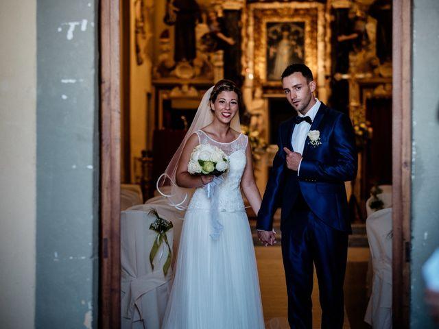 Il matrimonio di Danny e Martina a Pontremoli, Massa Carrara 72