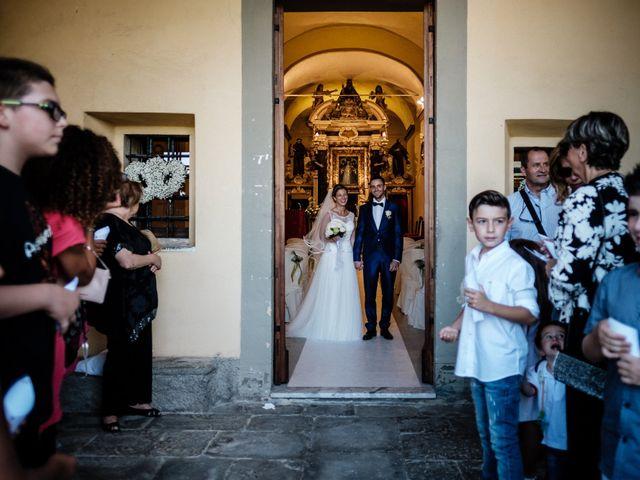 Il matrimonio di Danny e Martina a Pontremoli, Massa Carrara 73