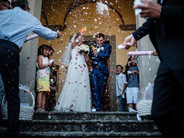 Il matrimonio di Danny e Martina a Pontremoli, Massa Carrara 74