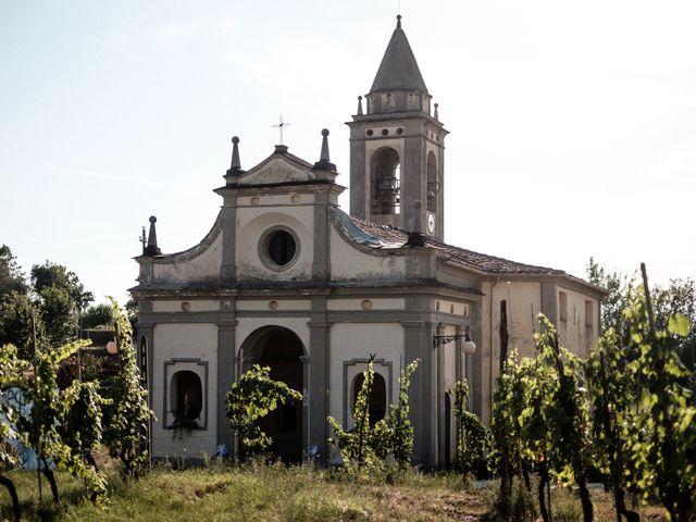 Il matrimonio di Danny e Martina a Pontremoli, Massa Carrara 76