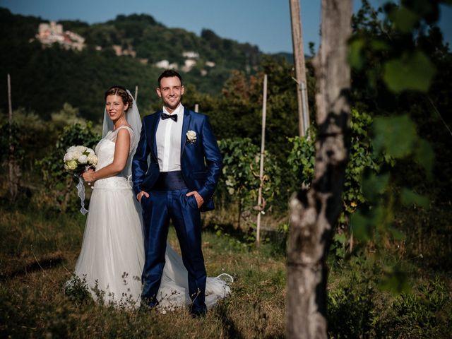 Il matrimonio di Danny e Martina a Pontremoli, Massa Carrara 79