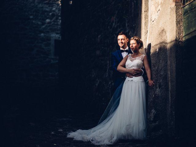 Le nozze di Martina e Danny