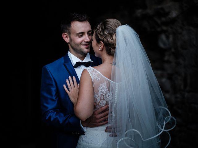 Il matrimonio di Danny e Martina a Pontremoli, Massa Carrara 81