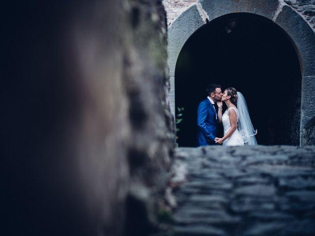 Il matrimonio di Danny e Martina a Pontremoli, Massa Carrara 83