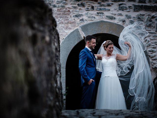 Il matrimonio di Danny e Martina a Pontremoli, Massa Carrara 84