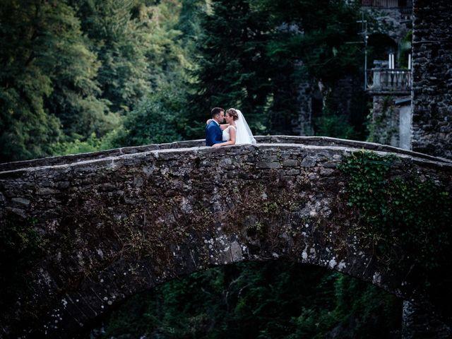 Il matrimonio di Danny e Martina a Pontremoli, Massa Carrara 87