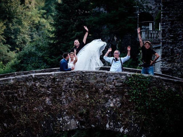 Il matrimonio di Danny e Martina a Pontremoli, Massa Carrara 88