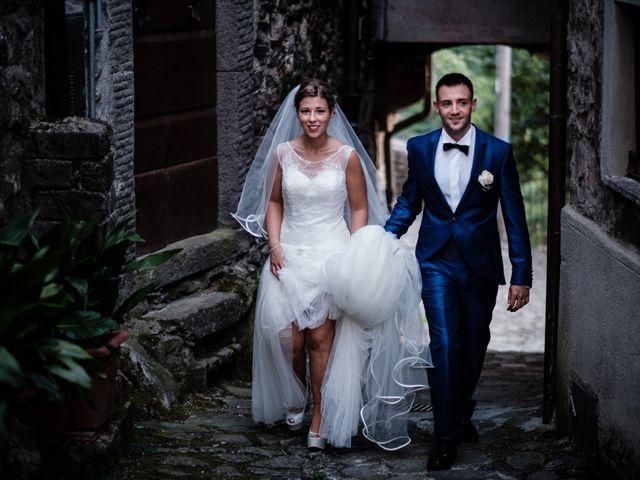 Il matrimonio di Danny e Martina a Pontremoli, Massa Carrara 89