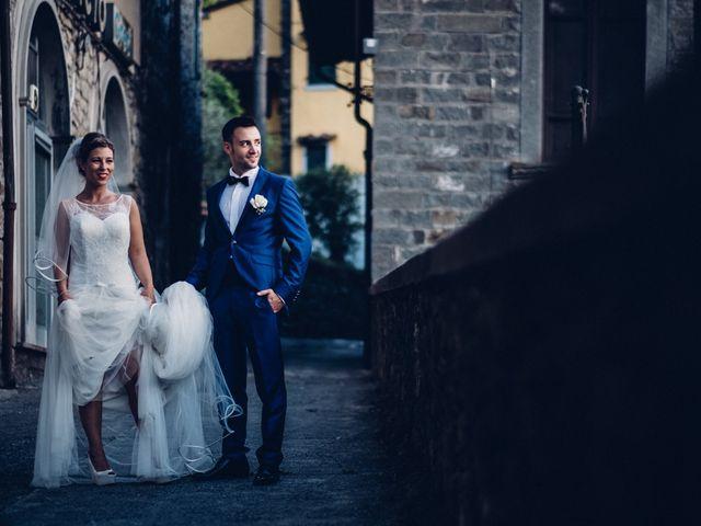 Il matrimonio di Danny e Martina a Pontremoli, Massa Carrara 90