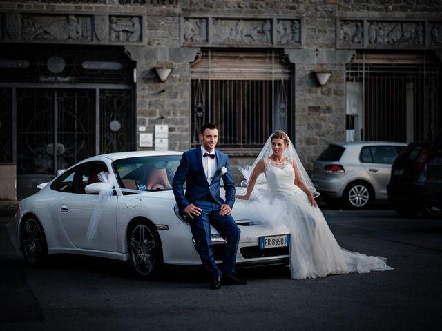 Il matrimonio di Danny e Martina a Pontremoli, Massa Carrara 91