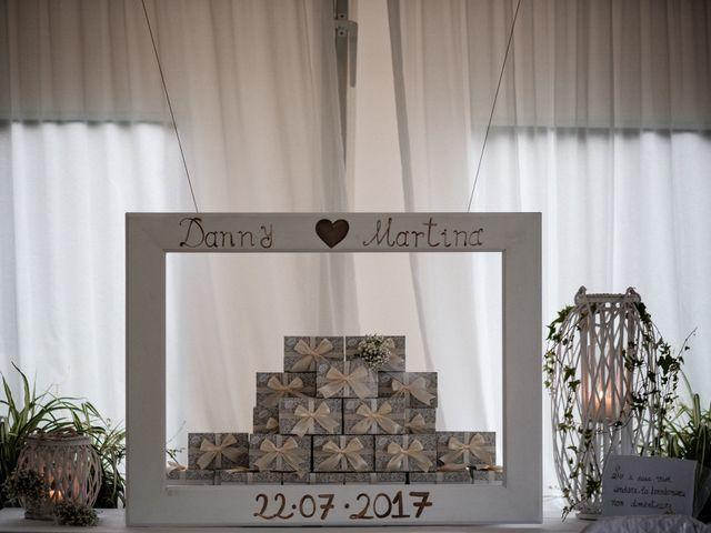 Il matrimonio di Danny e Martina a Pontremoli, Massa Carrara 92