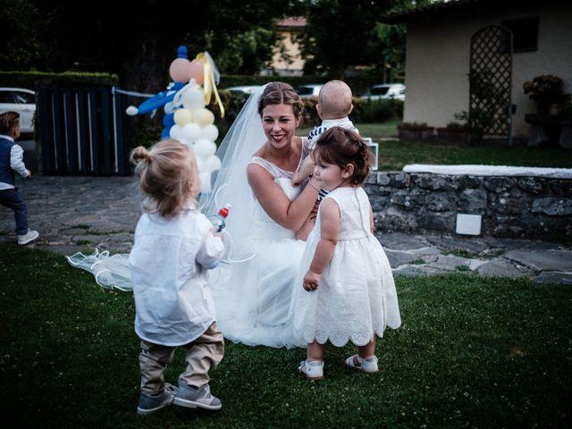 Il matrimonio di Danny e Martina a Pontremoli, Massa Carrara 94