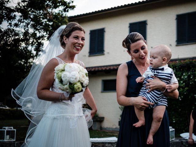 Il matrimonio di Danny e Martina a Pontremoli, Massa Carrara 95