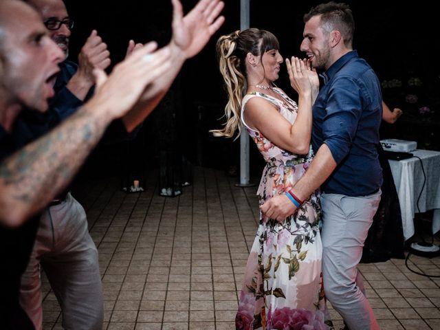 Il matrimonio di Danny e Martina a Pontremoli, Massa Carrara 110