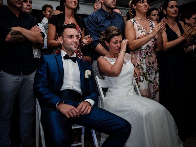 Il matrimonio di Danny e Martina a Pontremoli, Massa Carrara 119