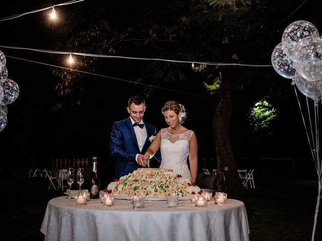 Il matrimonio di Danny e Martina a Pontremoli, Massa Carrara 120