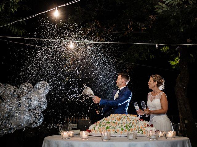Il matrimonio di Danny e Martina a Pontremoli, Massa Carrara 121