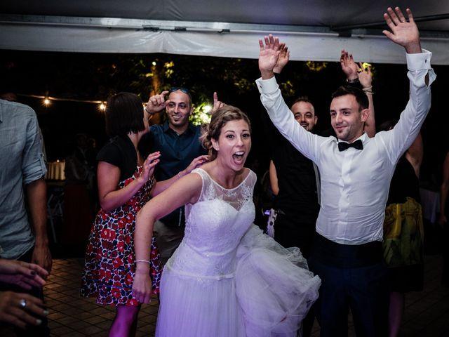 Il matrimonio di Danny e Martina a Pontremoli, Massa Carrara 135