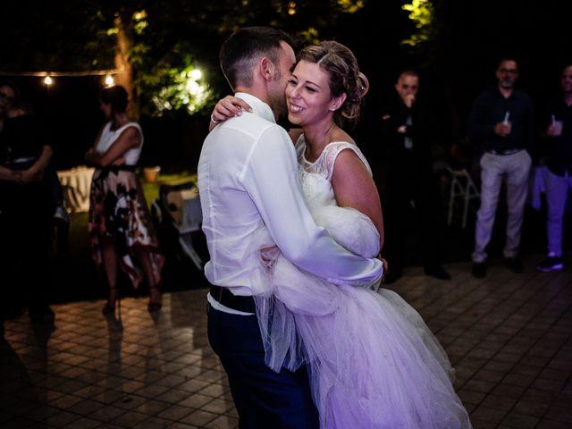 Il matrimonio di Danny e Martina a Pontremoli, Massa Carrara 139