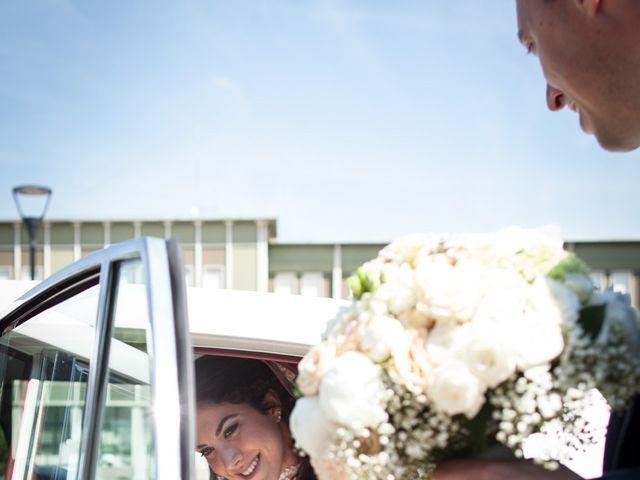 Il matrimonio di Fabio e Eleonora a Bagnolo San Vito, Mantova 8