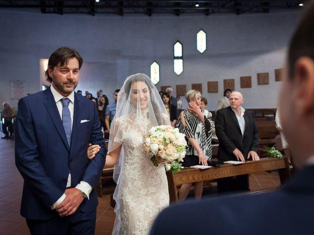 Il matrimonio di Fabio e Eleonora a Bagnolo San Vito, Mantova 10