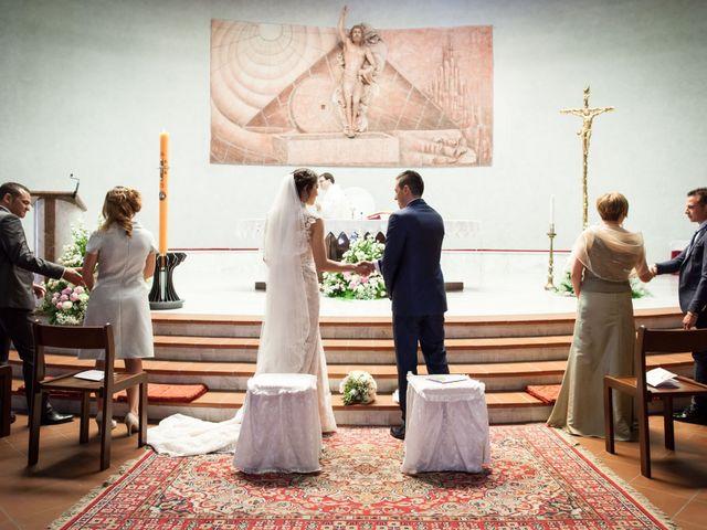 Il matrimonio di Fabio e Eleonora a Bagnolo San Vito, Mantova 13
