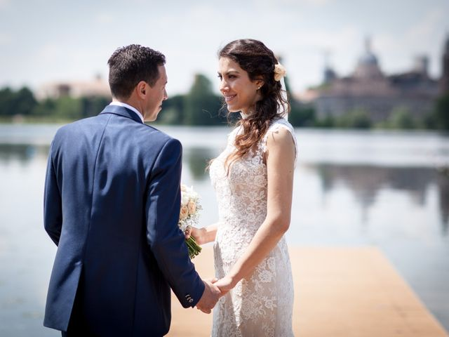 Il matrimonio di Fabio e Eleonora a Bagnolo San Vito, Mantova 18