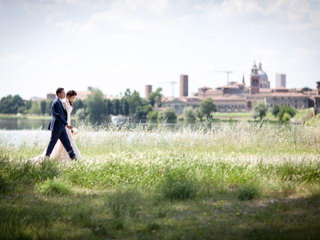 Il matrimonio di Fabio e Eleonora a Bagnolo San Vito, Mantova 19