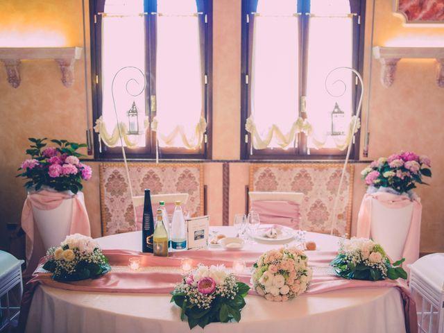 Il matrimonio di Fabio e Eleonora a Bagnolo San Vito, Mantova 20