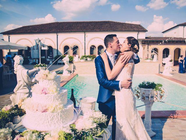 Il matrimonio di Fabio e Eleonora a Bagnolo San Vito, Mantova 23