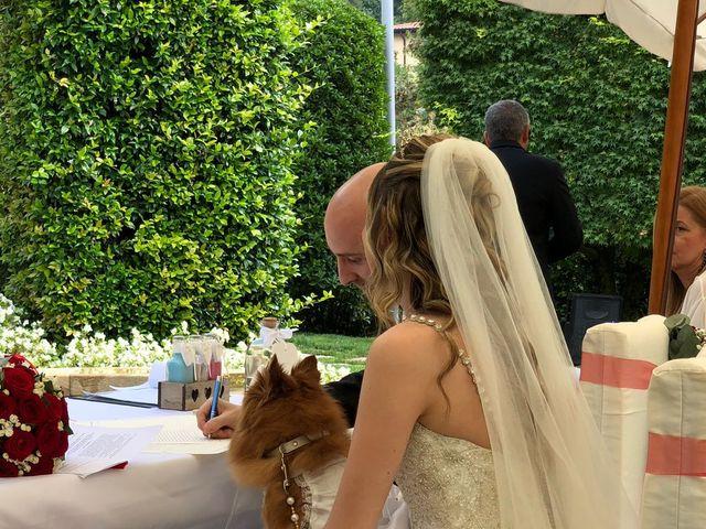 Il matrimonio di Samuele e Grazia a Palazzago, Bergamo 9