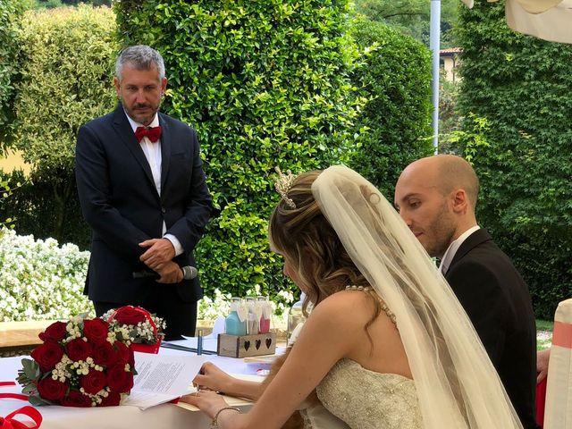 Il matrimonio di Samuele e Grazia a Palazzago, Bergamo 10