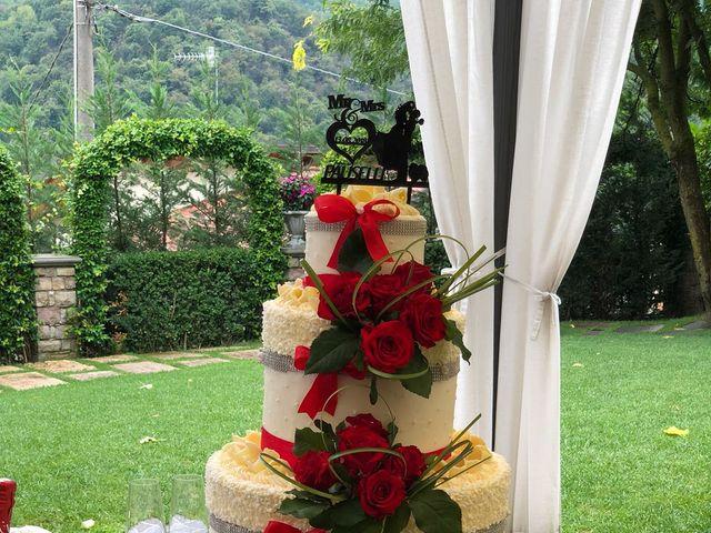 Il matrimonio di Samuele e Grazia a Palazzago, Bergamo 19