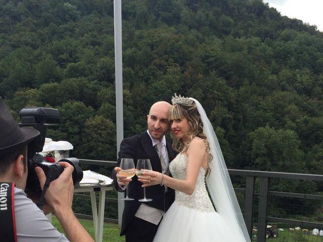 Il matrimonio di Samuele e Grazia a Palazzago, Bergamo 30