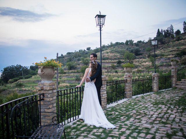 Le nozze di Gessica e Gaetano