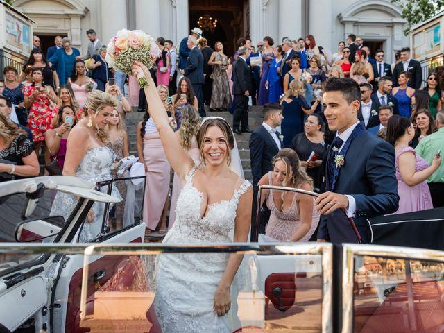 Le nozze di Davide e Lora