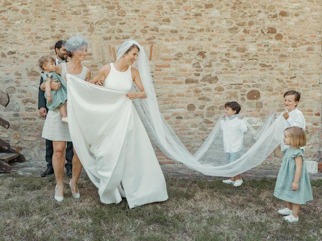 Il matrimonio di Francesco e Matilde a Saludecio, Rimini 18