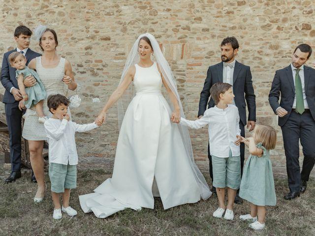 Il matrimonio di Francesco e Matilde a Saludecio, Rimini 27