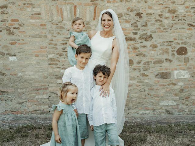 Il matrimonio di Francesco e Matilde a Saludecio, Rimini 28